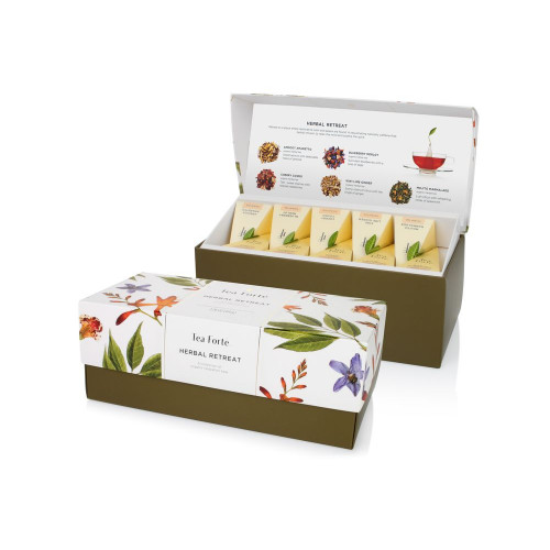 Presentation Box Herbal Retreat Fruit 20ks