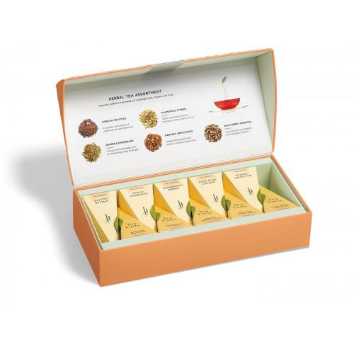 Petite Presentation Box Sampler 10ks Herbal