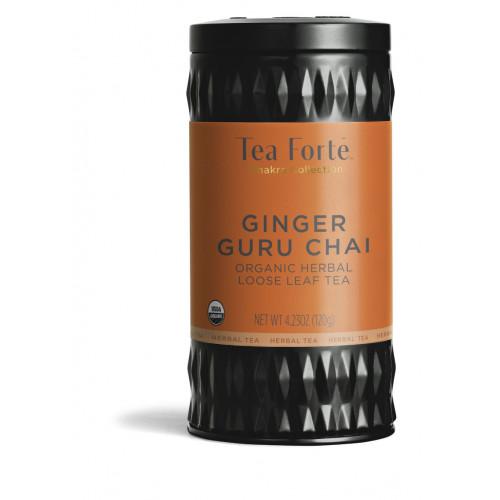 Chakra - Sypaný čaj Ginger Guru Chai