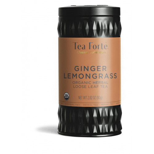 Ginger Lemongrass - Sypaný čaj