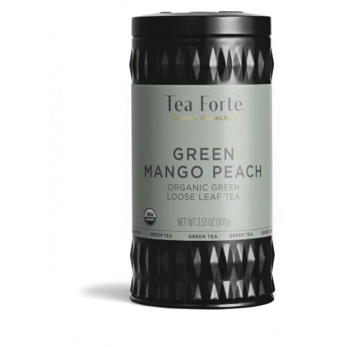 Green Mango Peach - Sypaný čaj