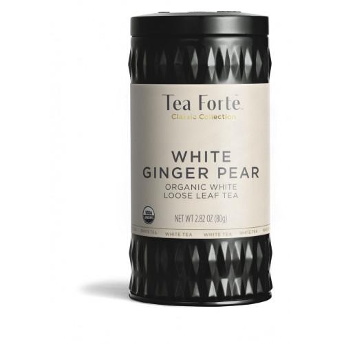 White Ginger Pear - Sypaný čaj