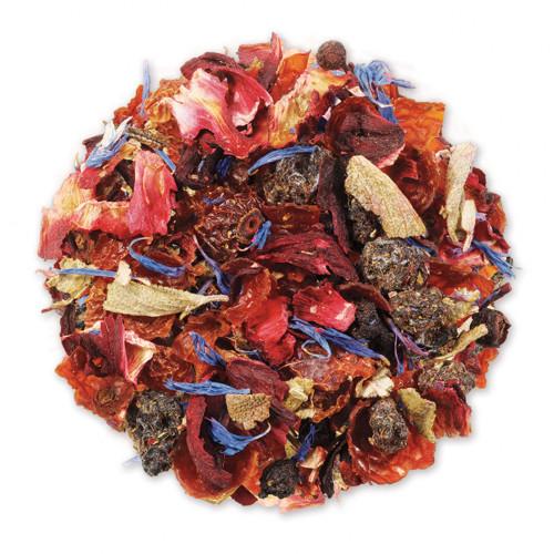 Blueberry Merlot - Pyramídový čaj 48ks